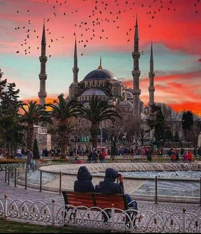 Inilah 5 Tempat Romantis di Istanbul, Turki (169573)