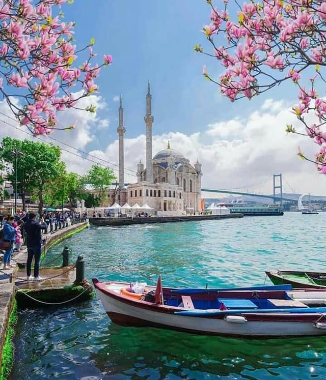 Inilah 5 Tempat Romantis di Istanbul, Turki (169575)