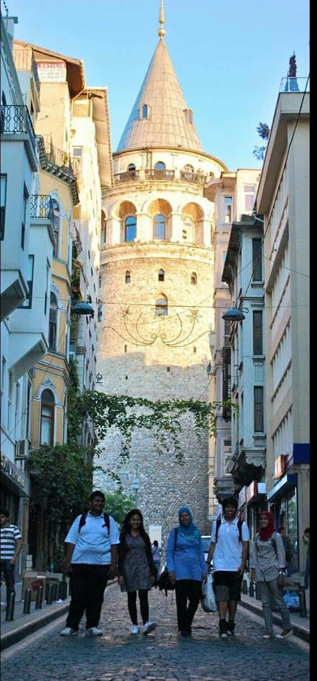 Inilah 5 Tempat Romantis di Istanbul, Turki (169577)