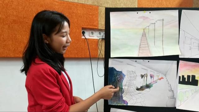 Pindah ke Sekolah Cikal Surabaya, Lea Sukses Raih Beasiswa di Amerika (25910)