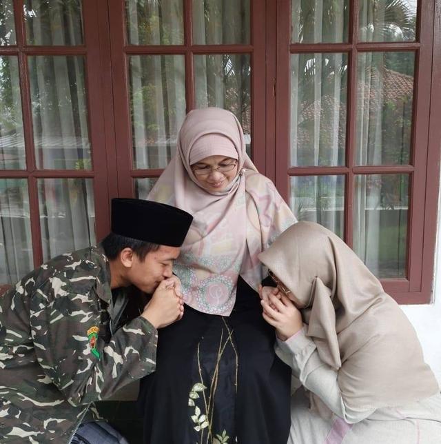 Fakta-fakta Aa Gym Gugat Cerai Teh Ninih ke Pengadilan Agama Bandung (42328)