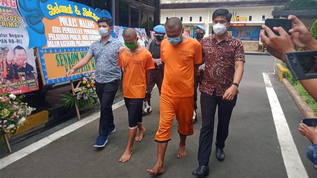 Pembunuh Pengusaha ATK di Malang Divonis 1 Tahun Penjara (643981)