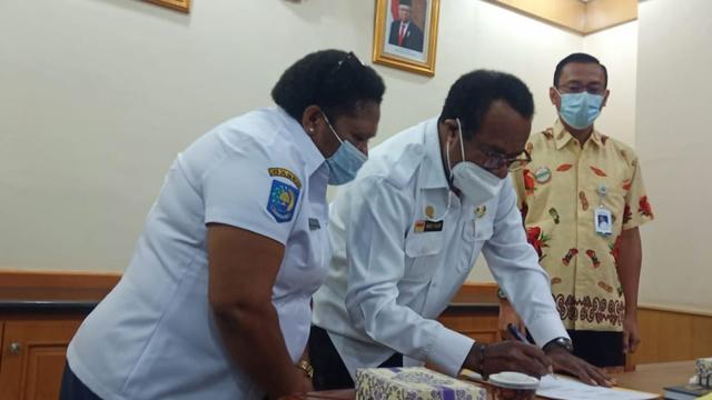 Dana Otsus untuk Layanan Kesehatan Orang Asli Papua Capai Rp 43 Miliar (113210)