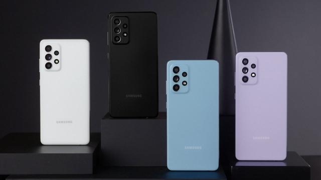 Harga Samsung Galaxy A72, A52, dan A32 di Indonesia (352440)