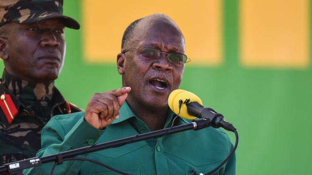 Presiden Tanzania yang Remehkan Corona Diduga Meninggal Akibat COVID-19 (221906)
