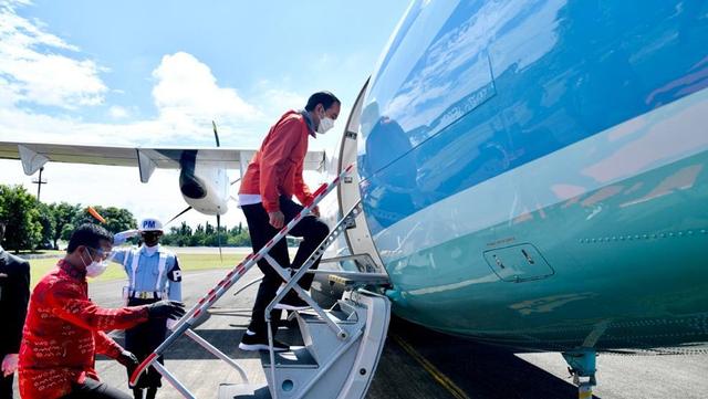 Andi Mallarangeng: 10 Tahun SBY Pakai Pesawat Eks Soeharto, Tak Pernah Ganti Cat (172425)