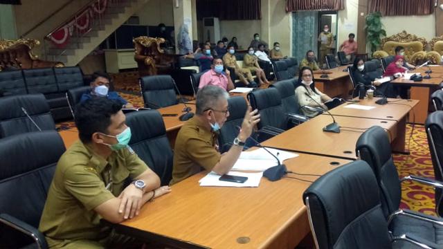DPRD Agendakan Paripurna Penetapan Wali Kota dan Wakil Wali Kota Manado Terpilih (466353)