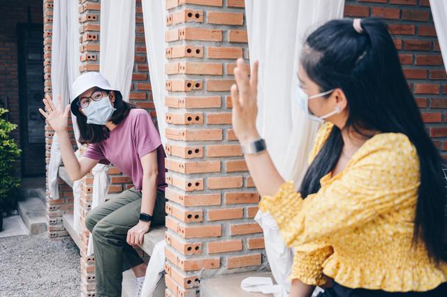 Tips Sehat Bertemu Teman di Masa Pandemi, Salah Satunya Konsumsi Jahe (22843)