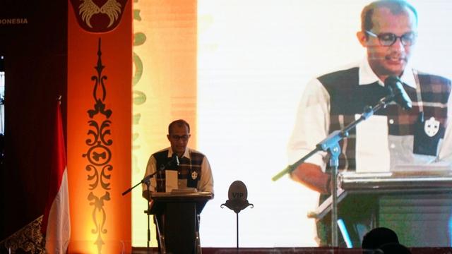 Kemenkumham Gelar Road Show di Beberapa Kota, Tampung Masukan soal Revisi KUHP (46219)