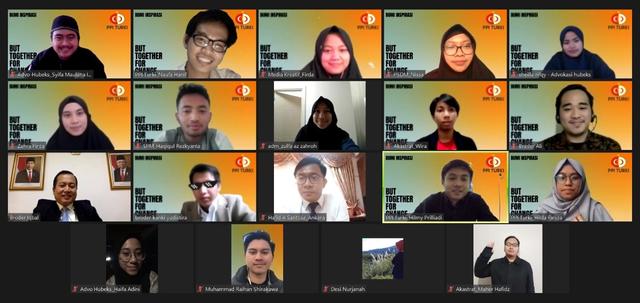 PPI Turki dan Dubes RI untuk Turki Bahas Peluang Magang untuk Mahasiswa di Turki