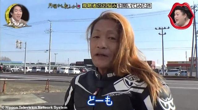 Biker Cantik dari Jepang Bikin Heboh Netizen, Ternyata Seorang Pria 50 Tahun (34277)