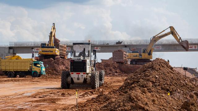 Kinerja BUMN Infrastruktur: Waskita & HK Rugi; PTPP, WIKA, ADHI Masih Cetak Laba (2050)