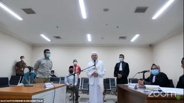 Din Syamsuddin: Sidang Online Habib Rizieq dan 3 Aktivis KAMI Bentuk Intimidasi (54654)