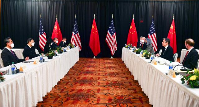 Pertemuan Tatap Muka China-AS Pertama di Era Joe Biden Berujung Cekcok (122838)