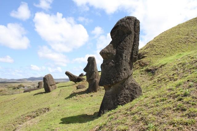 Belajar Lebih Mencintai Bumi dari Peristiwa di Pulau Paskah (533)