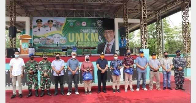 Pemprov Bangka Belitung Gandeng OK OCE Perkuat UMKM  (88926)