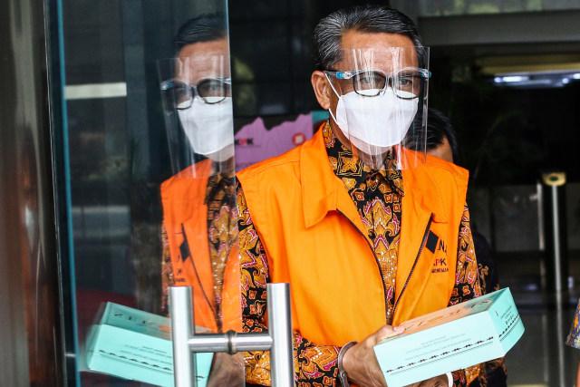 KPK Panggil Wagub Sulsel Andi Sudirman Sulaiman Terkait Kasus Nurdin Abdullah (184434)