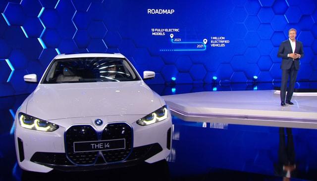 Perkenalkan, Mobil Listrik BMW i4! (381559)
