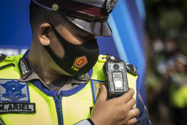 ETLE Mobile Diluncurkan, Kamera Terpasang di Seragam Polisi dan Dashboard Mobil (263845)