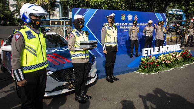 ETLE Mobile Diluncurkan, Kamera Terpasang di Seragam Polisi dan Dashboard Mobil (263848)