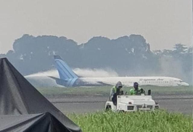 Buntut Insiden Pesawat Trigana Air, Bandara Halim Ditutup Sementara (259353)