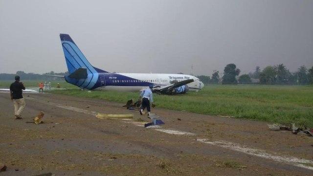 Buntut Insiden Pesawat Trigana Air, Bandara Halim Ditutup Sementara (259354)