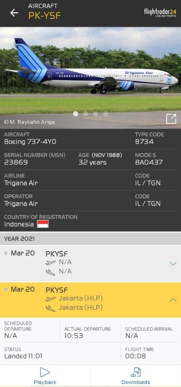 Buntut Insiden Pesawat Trigana Air, Bandara Halim Ditutup Sementara (259356)