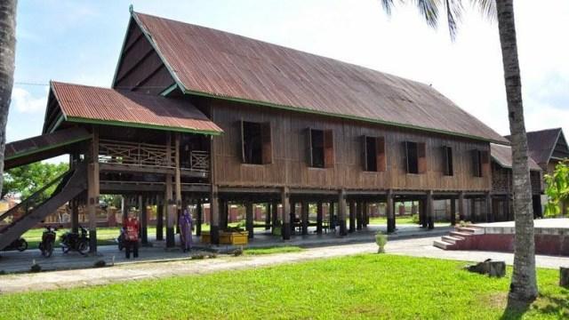 Jejak Sejarah Bola Soba, Rumah Adat Kerajaan Bone yang Terbakar (1)