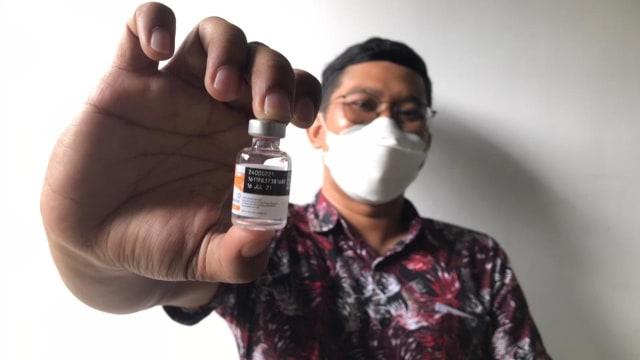 Vaksin Sinovac Tahap Pertama di Kota Malang Kedaluwarsa Hari Ini (859321)