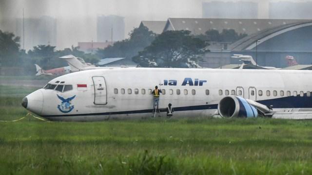 Usai Insiden Pesawat, Pilot Batik Air dan Trigana Air Dilarang Terbang Sementara (225269)