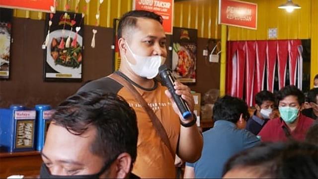 Komunitas TDA Surabaya Gelar Kegiatan Cangkruk secara Offline (1)