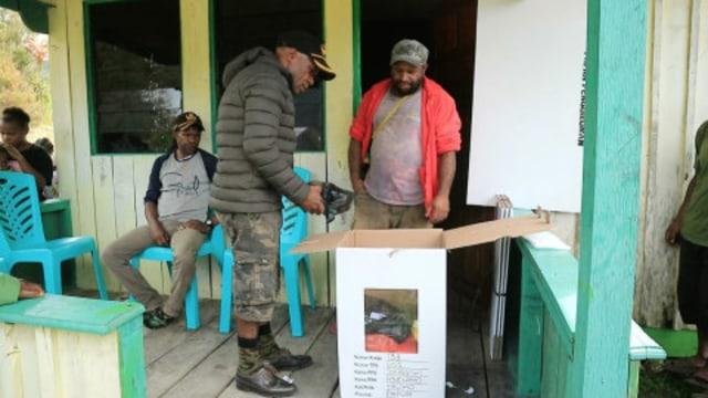 Mahkamah Konstitusi Putuskan Pilkada Ulang 105 TPS di Yalimo, Papua (132032)