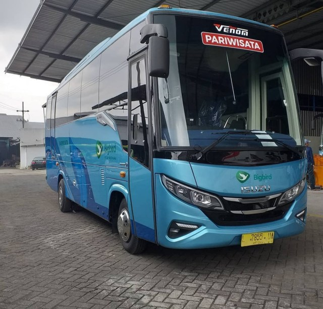 Intip Fitur dan Tampilan 8 Bus Baru Milik Bigbird (279259)