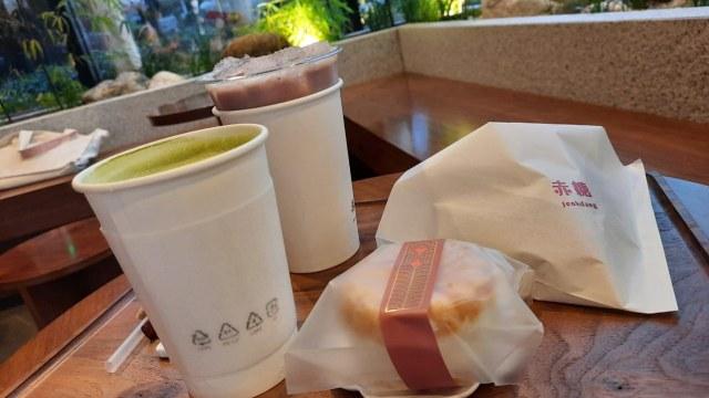 Jeokdang, Cafe Klasik dengan Menu Serba Kacang Merah di Korsel (93855)