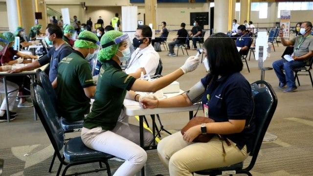 Indonesia Rangking 8 Dunia Vaksinasi Terbanyak, Capai 12,7 Juta Dosis Suntikan (4492)