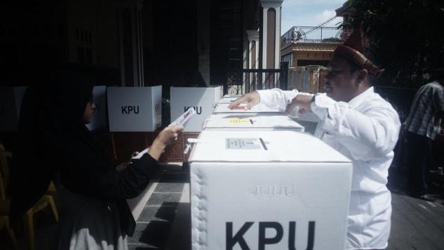Pilkada Pali, Sumsel: MK Putuskan Pemungutan Suara Ulang di 4 TPS (351049)