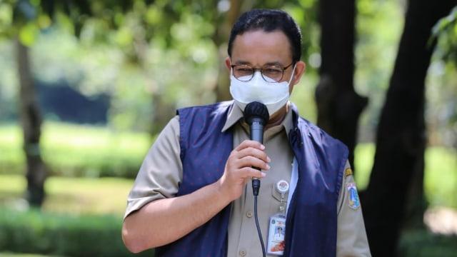 Anies: Kebakaran di Matraman Musibah Amat Berat, Peristiwa Luar Biasa (473335)