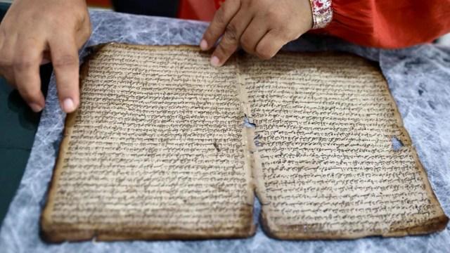 Foto: Menyelamatkan Manuskrip Kuno Aceh, Harta Warisan Tak Ternilai Abad ke-16 (352892)