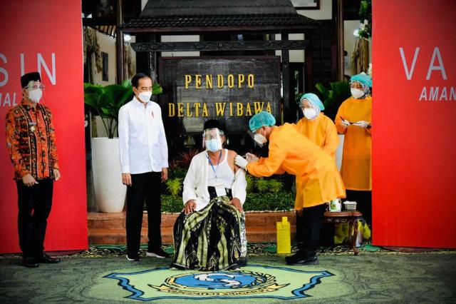 Indonesia Rangking 8 Dunia Vaksinasi Terbanyak, Capai 12,7 Juta Dosis Suntikan (4493)