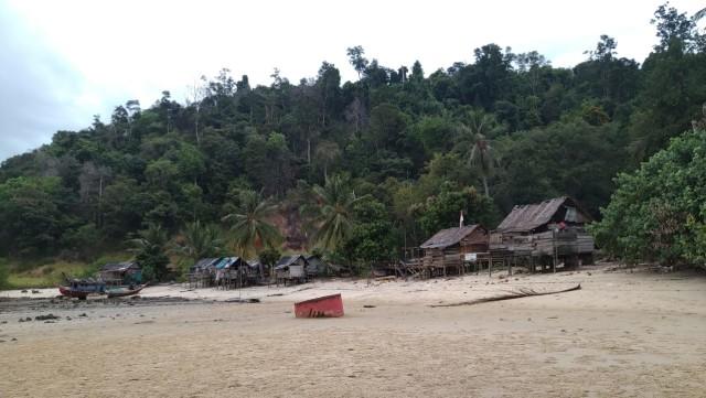 Karimun Anak, Pulau di Perbatasan RI yang Hanya Dihuni 1 Keluarga (339519)