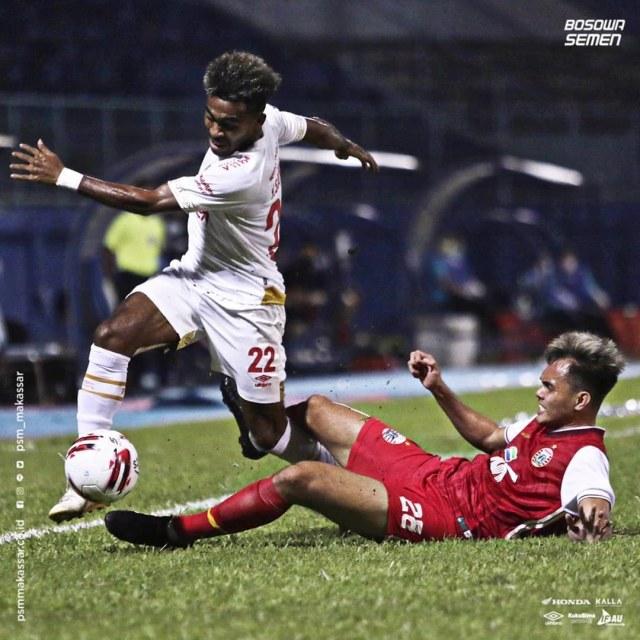 Performa Apik 3 Pemain PSM saat Pastikan Tembus 8 Besar Piala Menpora (9492)