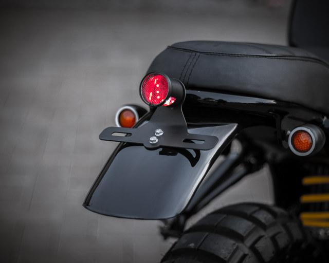 Rombak Yamaha R25 Jadi Ala Moge XSR700, Tampil Sangar! (381085)