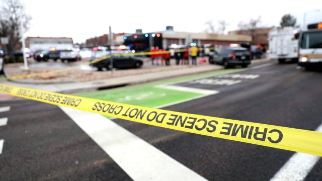 Penembakan di Supermarket Colorado, 10 Orang Tewas (409919)