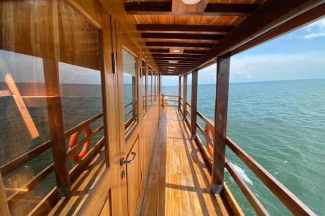 Asyik! Sekarang Bisa Liburan Sambil Naik Kapal Phinisi Keliling Kepulauan Seribu (31181)