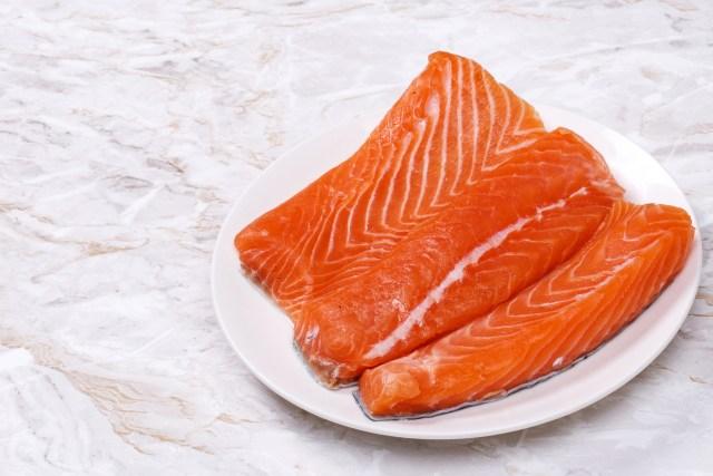Manfaat Ikan Salmon untuk MPASI Bayi (402201)
