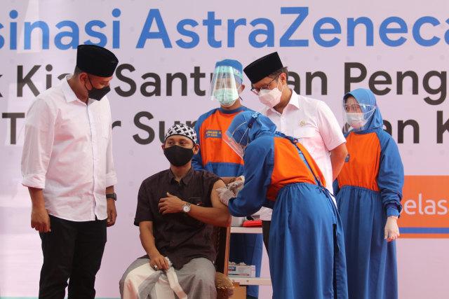 Pemerintah Diminta Pertimbangkan Setop Sementara Penggunaan Vaksin AstraZeneca (111508)