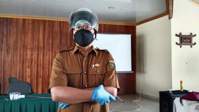 Pemeriksaan Penebas Ayah Kandung di Lampung, Dokter RSJ: Diinapkan 14 Hari (51528)