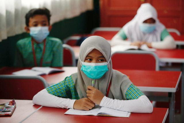 Sekolah Di Banda Aceh Tetap Gelar Belajar Tatap Muka Selama Ramadhan 2021 Kumparan Com