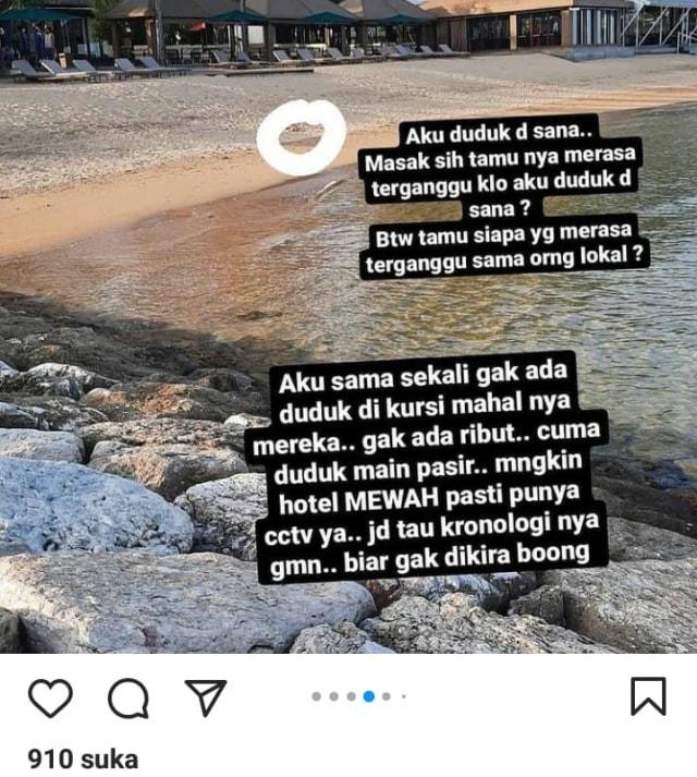 Viral Warga Diusir dari Pantai Depan Hotel di Sanur, Dispar Denpasar Segera Cek (4325)