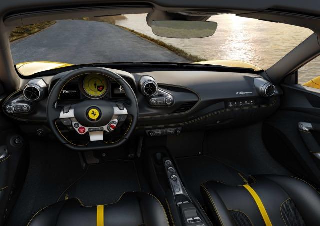 Ferrari F8 Spider Resmi Meluncur di Indonesia, Tenaganya Sampai 720dk (214723)